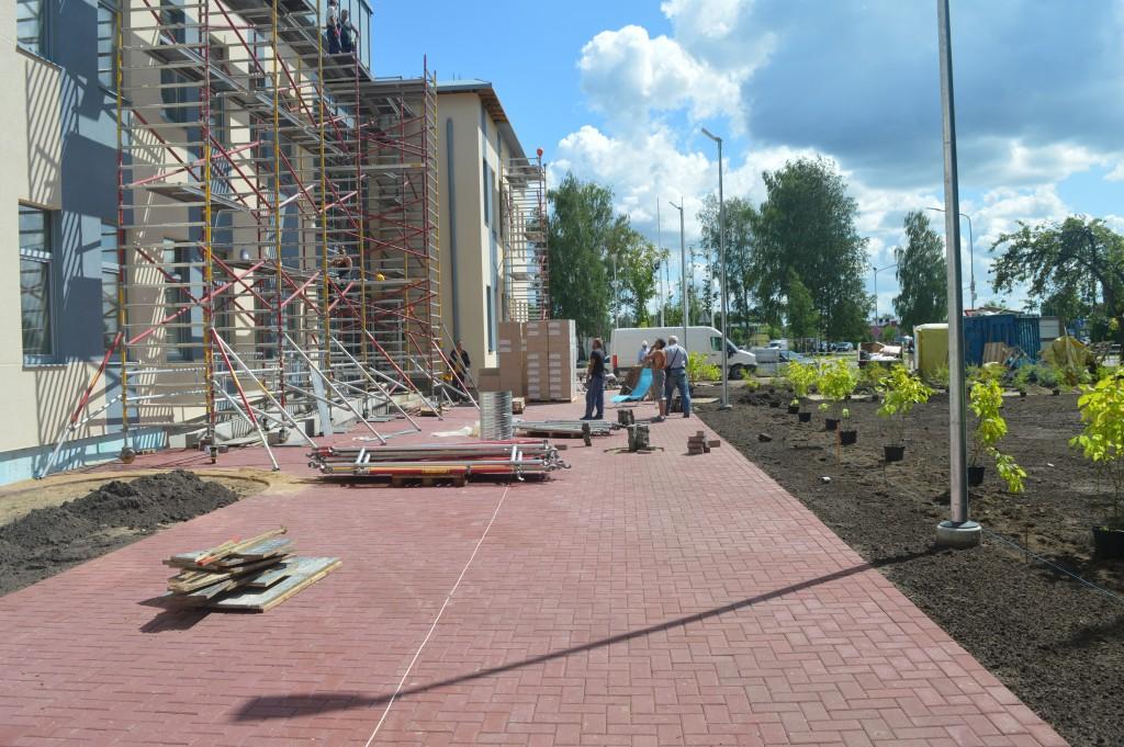 Jelgava, RÄ«gas iela